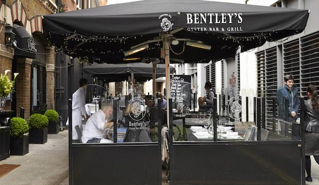 Bentley's Oyster Bar