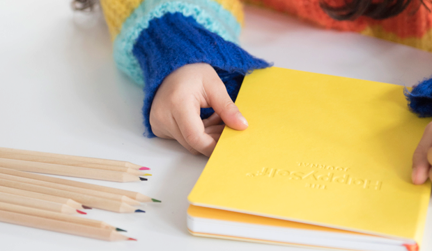Mindfulness journals for kids