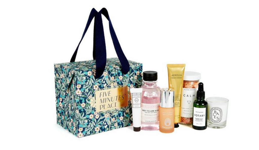 Liberty of London Five Minutes' Peace Beauty Kit