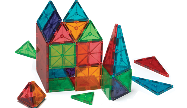 The toy that every kid will be obsessed with: MagnaTiles