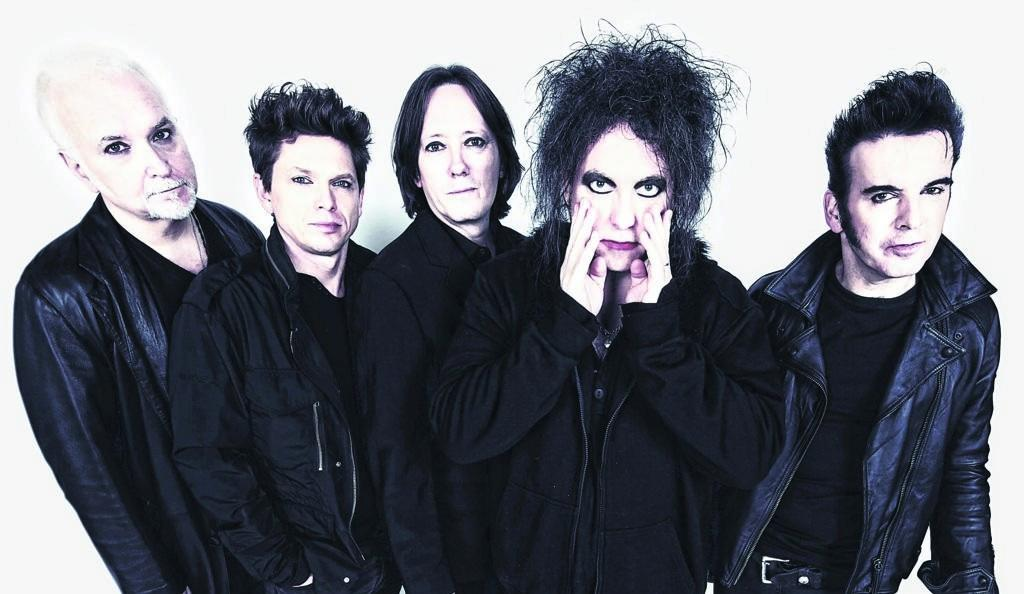 The Cure headline Glastonbury 2019