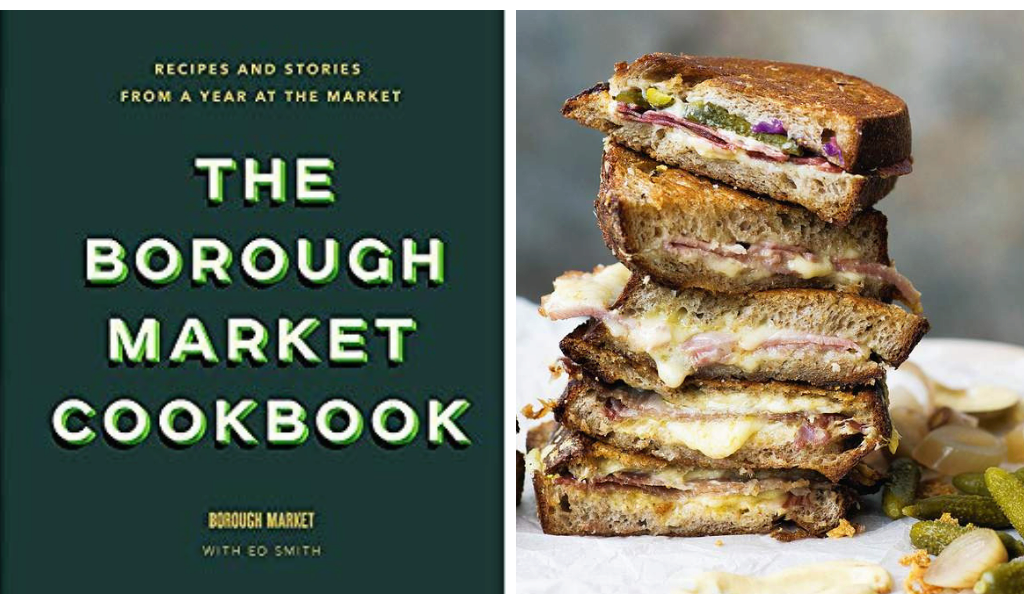 Borough Market Cookbook, EO Smith