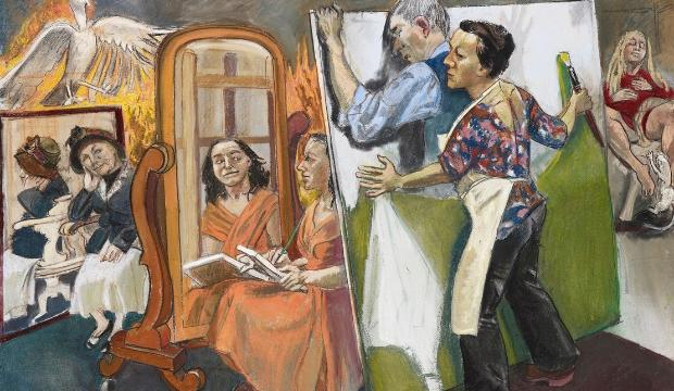 Paula Rego: Obedience and Defiance, MK Gallery