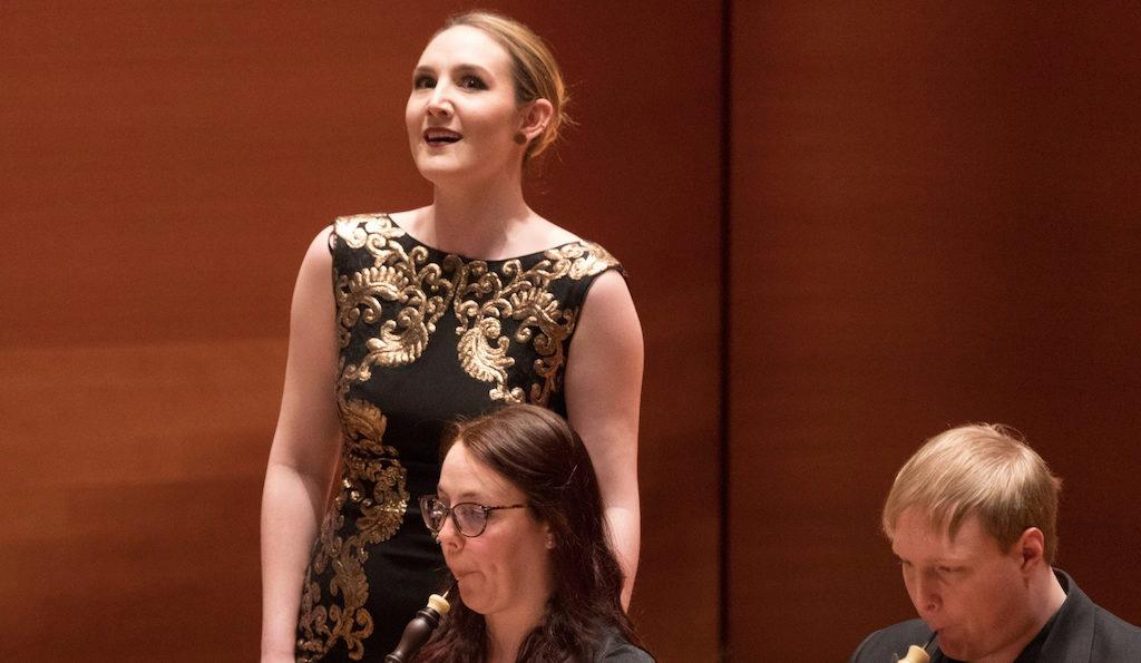 Purcell's Dido and Aeneas with Juilliard