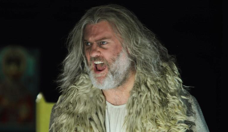 Bryn Terfel sings the title role in Boris Godunov. Photo: Catherine Ashmore