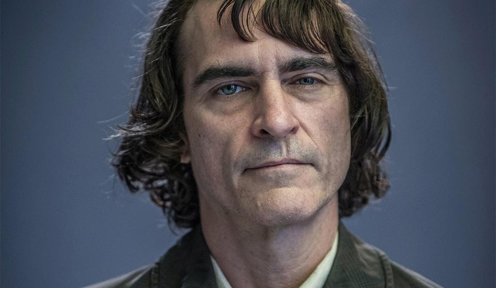 Joaquin Phoenix stars as the Joker this Autumn