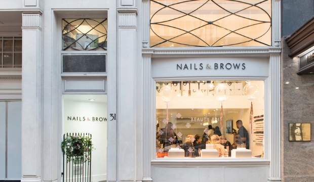 Nails & Brows Mayfair