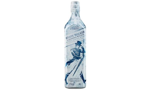 Johnnie Walker: White Walker Limited Edition scotch