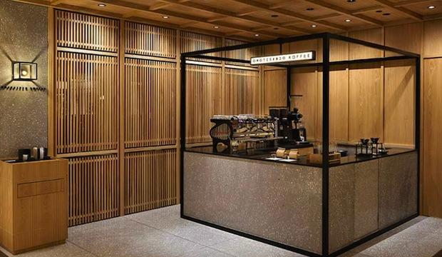 The chic Japanese one: Omotesando Koffee, Fitzrovia