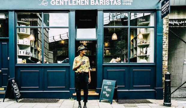 The quaint-meets-hip one: The Gentlemen Barristas, various locations