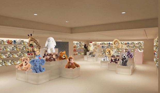 Best XX: Harrods toy department, Knightsbridge