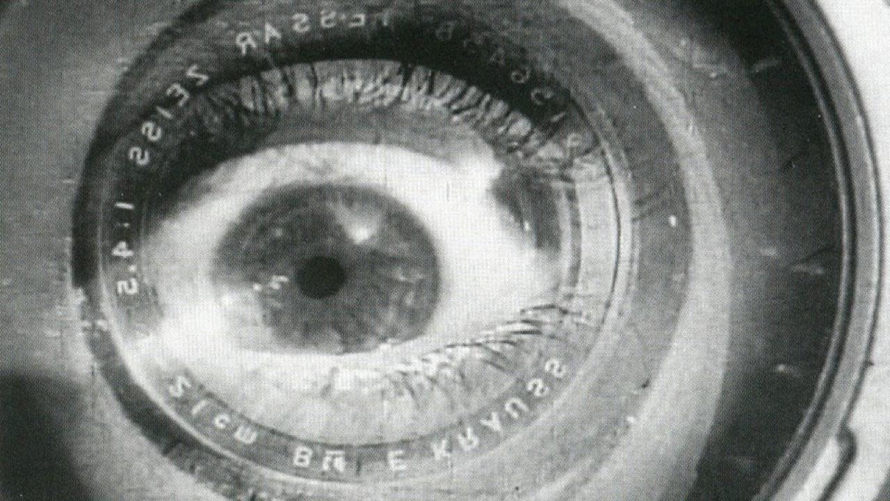 essay on the man with a movie camera