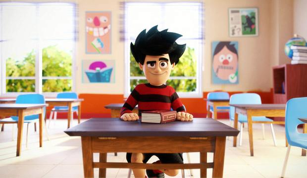Beano Studios brings Dennis & Gnasher: Unleashed! to the stage