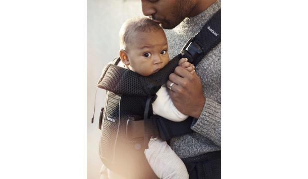 For the new dad: BabyBjörn baby carrier
