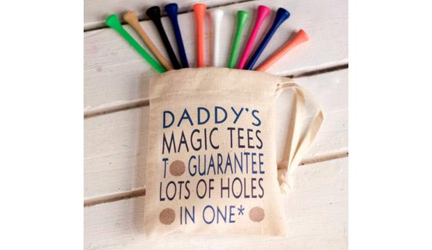 Daddy's Golf Tees