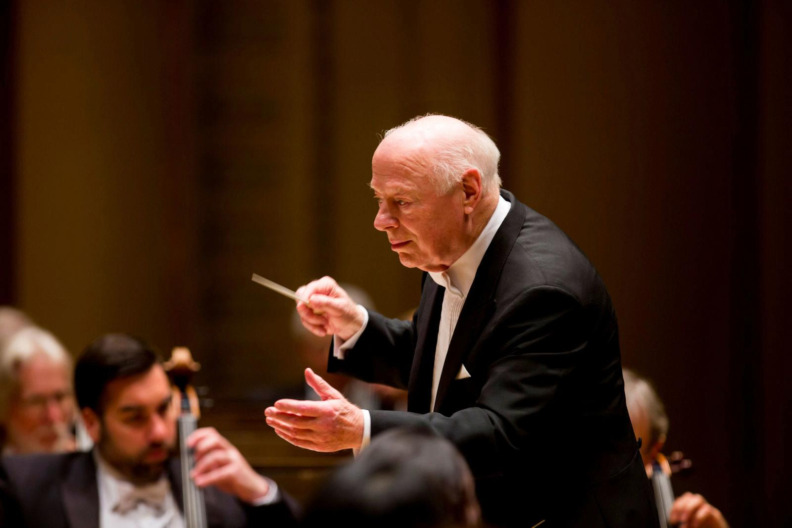 Haitink and the Vienna Phil