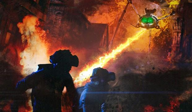 Jeff Wayne's Musical Version of The War of The Worlds: An Immersive Experience