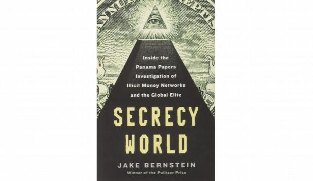 The Laundromat / Secrecy World by Jake Bernstein