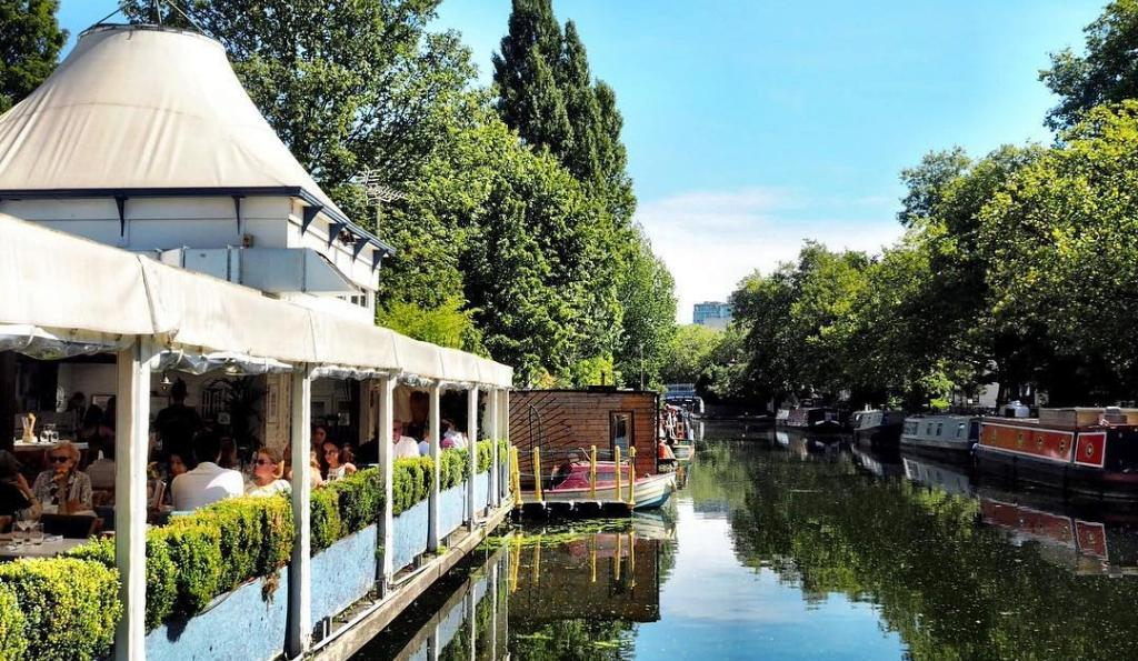 The Summerhouse, Little Venice