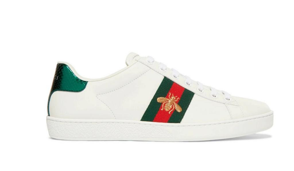 8. Gucci Ace sneakers