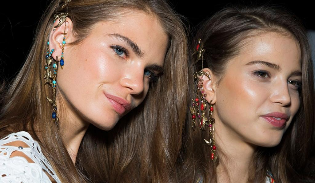 BRONZED BEAUTY AT ZIMMERMAN S/S19