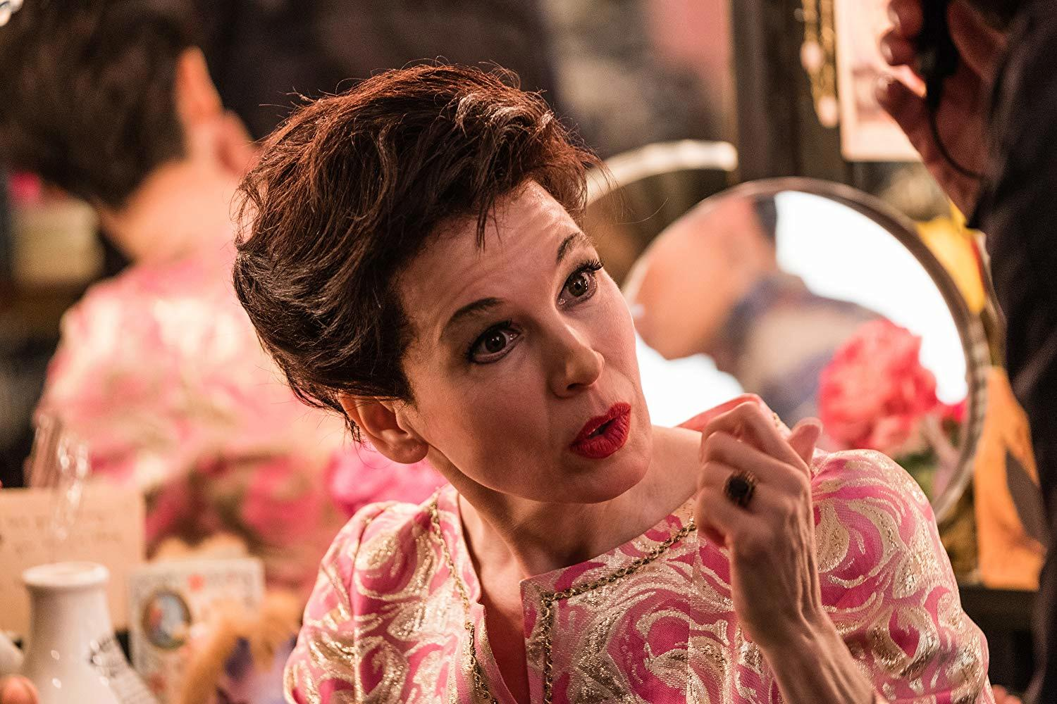 Judy: Renée Zellweger portrays a troubled but triumphant Judy Garland in this celebratory musical biopic