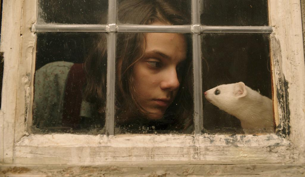 Dafne Keen as Lyra Belacqua in His Dark Materials, BBC