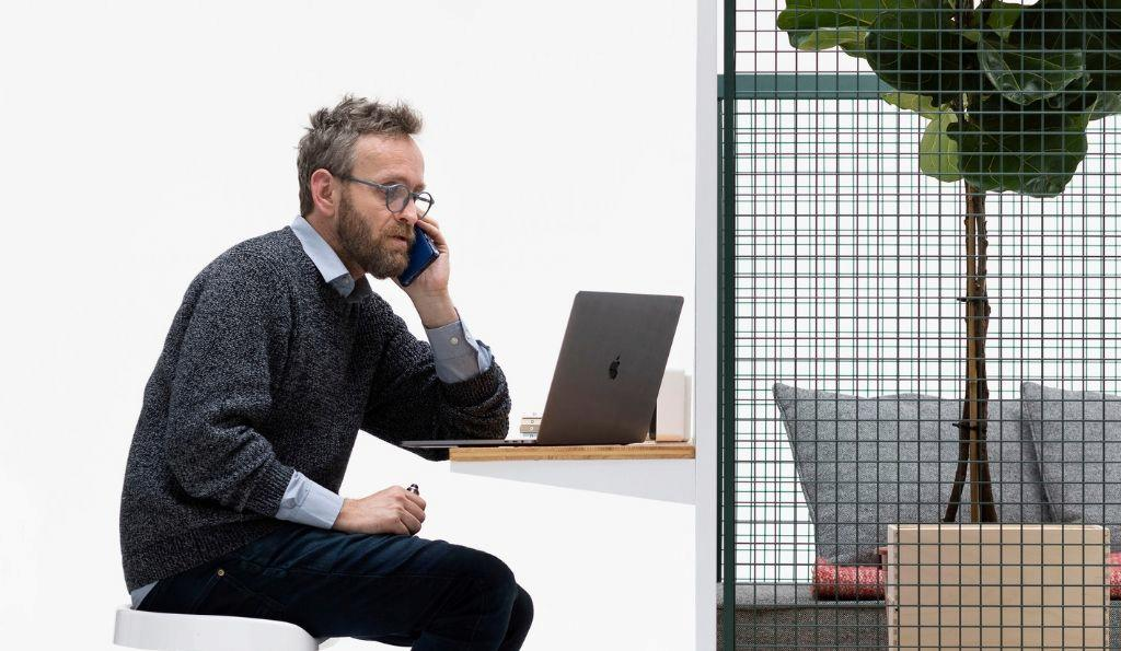 Erwan Bouroullec interview: reinventing the workplace