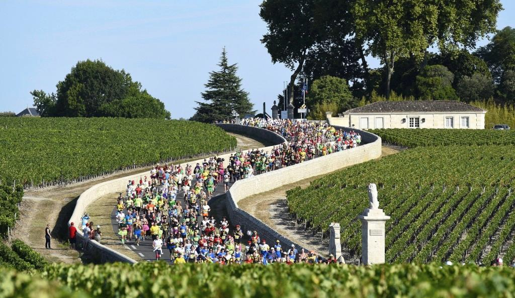 ​Complete a not-so-ordinary marathon, France