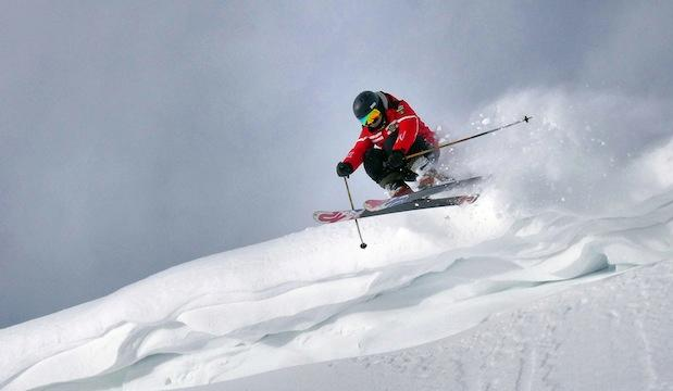 ​Ski the famous Hahnenkamm Olympic downhill piste