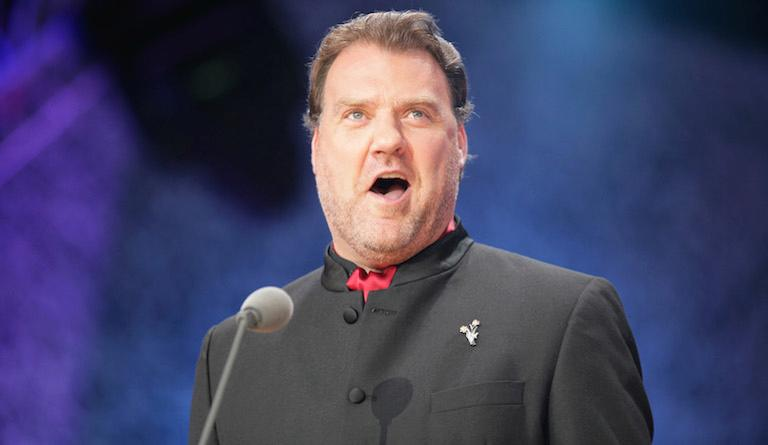 Bryn Terfel is singing two roles back to back at Covent Garden. Photo: Nigel Hughes