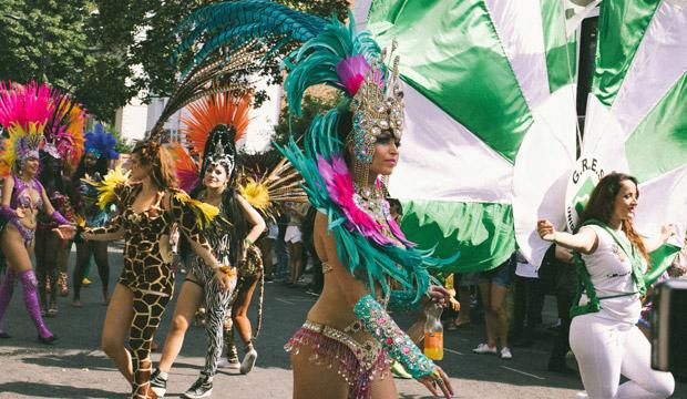 Here's how to do Notting Hill Carnival with the fam. Photo: Kelly Robinson