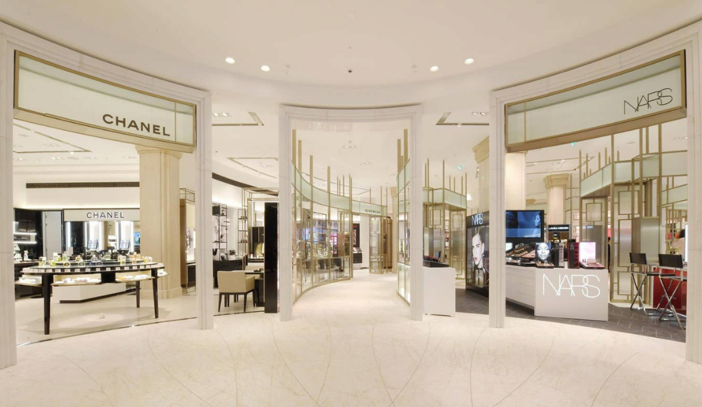 Harrods launches first phase of the major expansion of its Beauty division