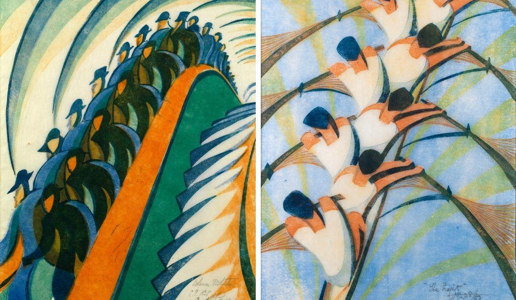 Cutting Edge: Modernist British Printmaking, Dulwich Picture Gallery review