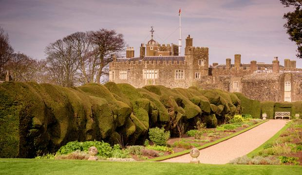 Best for all the trails: Walmer Castle, Kent