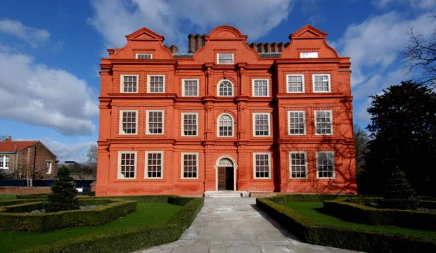 Best for a taste of country life: Kew Palace, Kew, London