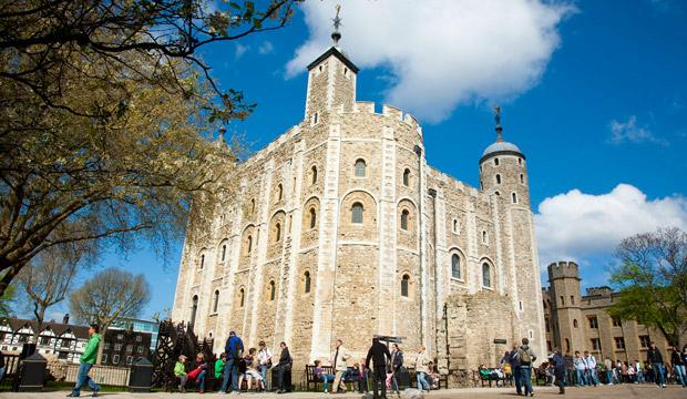 Best for horrible histories: Tower of London, Tower Hamlets, London