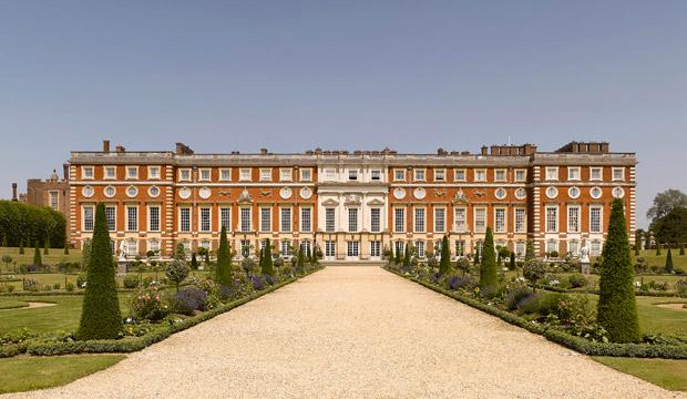 Best for the all-round experience: Hampton Court Palace, Hampton, Surrey