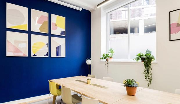 Best for a corworking space that puts families first: Cuckooz Nest, Clerkenwell