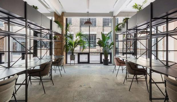 Best for creatives who like the warehouse feel: De Beauvoir Block