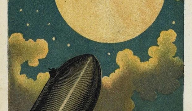 Moon Gazing: A Night of Lunar Explorations, British Library
