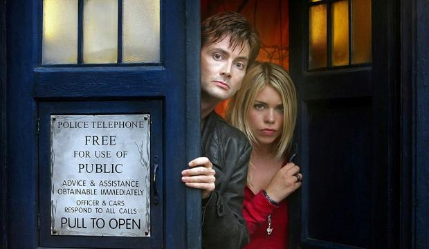 Doctor Who (series 1 - 11)