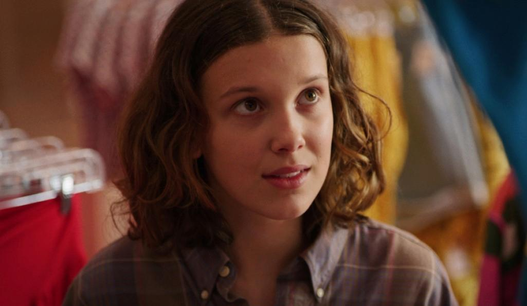 Millie Bobbie Brown in Stranger Things 3, Netflix