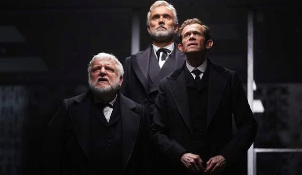 The Lehman Trilogy, Piccadilly Theatre