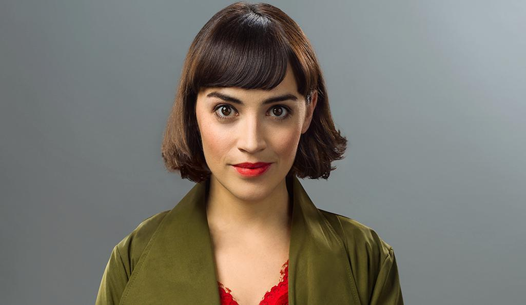 Audrey Brisson as Amélie Poulain