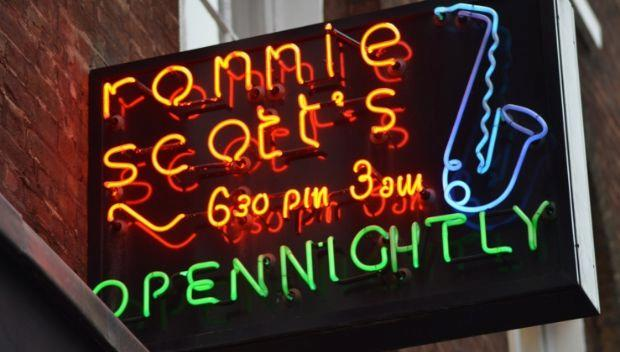 Rave it up for Ronnie Scott's street party 60th