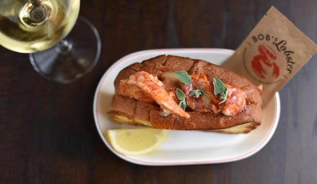 The newbie with added lobster roll: Bob's Lobster