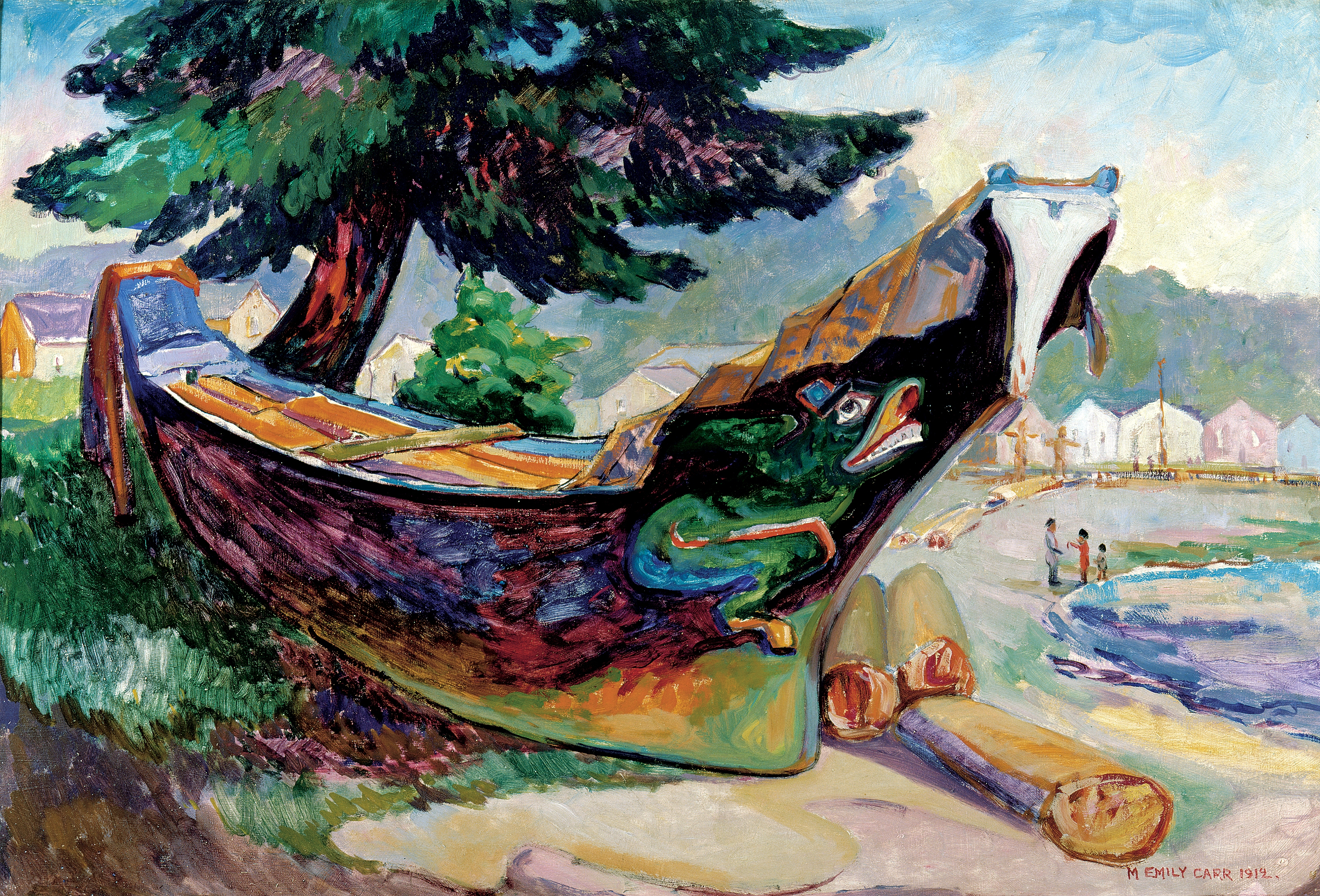 an overview of the work western forest by emily carr and the definition of artistic value in general In this lesson, we will explore impressionism we will learn about the founding of the impressionist movement, the major characteristics of.