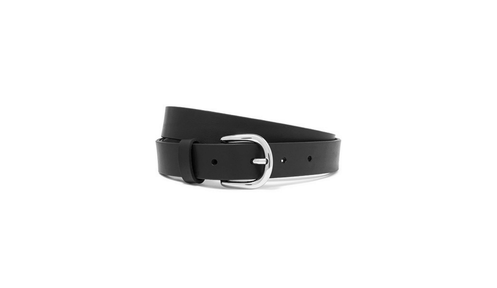 A Classic Leather Belt