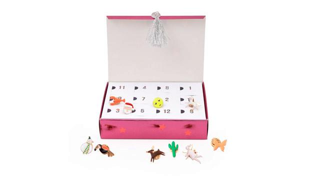 Advent calender for the jewellery obsessed: Meri Meri